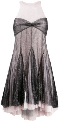 Philosophy di Lorenzo Serafini Layered Tulle Dress
