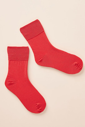 Hansel from Basel Hasel From Basel Piper Crew Socks By in Purple Size ALL