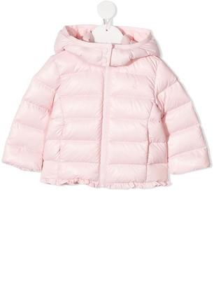 Ralph Lauren Kids Feather Down Hooded Jacket