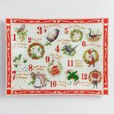 12 days of Christmas Platter
