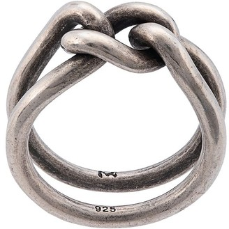 M. Cohen Curb Band Ring