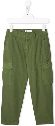 Dondup Kids Classic Utility Trousers