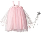 Mud Pie Tulle Fairy Dress & Wand Set (Infant/Toddler)