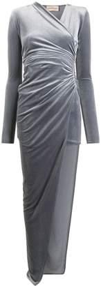 Alexandre Vauthier high-low hem dress