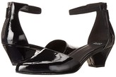 Eileen Fisher Just (Black Patent) Women's Shoes