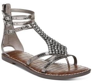 Sam Edelman Ginger Beaded Gladiator Sandals Women's Shoes