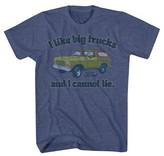"Ford Men's Ford® ""I Like Big Trucks"" T-Shirt - Denim Heather"