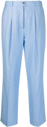 Agnona Tailored Cropped Trousers