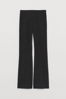 H&M Jersey jazz trousers