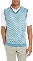 Ted Baker Men's Tommas Golf Merino Sweater Vest