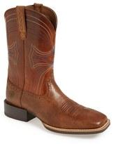 Ariat Men's 'Sport' Leather Cowboy Boot