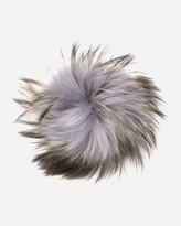N.Peal Raccoon Fur Detachable Pom