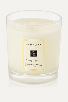 Jo Malone Green Tomato Leaf Scented Home Candle, 200g - Colorless
