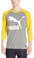 Puma Men's Archive Logo Raglan