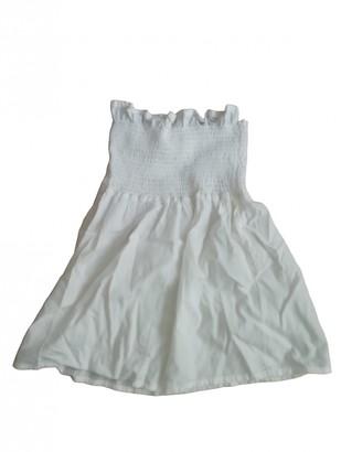 Limi Feu White Cotton Top for Women