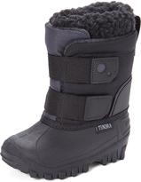 Tundra Black Explorer Snow Boot