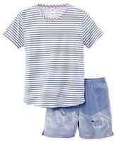 Calida Girl's Swimming Beauty Pyjama Kurz Secondary Sleeping Suits