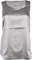 Brunello Cucinelli Scoop Neck Tank Top
