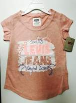 Bassket.com Levi's Girls Tshirts 4-6x Years