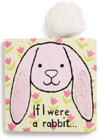 Jellycat Toddler 'If I Were A Rabbit' Book