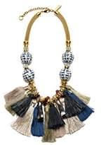 Lizzie Fortunato Polynesia Tassel Necklace of 51-62cm