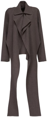 Lemaire Knotted Felt Wool Jacket