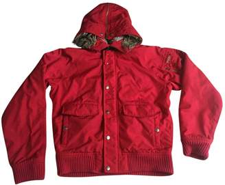 Woolrich Red Jacket for Women