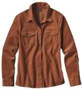 Patagonia Women's Long-Sleeved Micro Cord Shirt