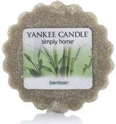 Yankee Candle simply home Bamboo Tart