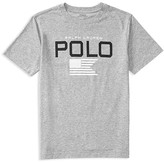 Ralph Lauren Boys' Graphic Tee - Big Kid
