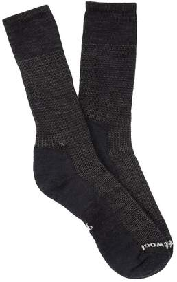 Smartwool Nailhead Grid Wool Blend Crew Socks