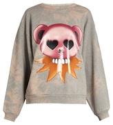Acne Studios Fint Bear cotton sweatshirt
