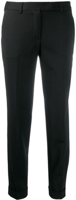 Alberto Biani slim-fit tailored trousers