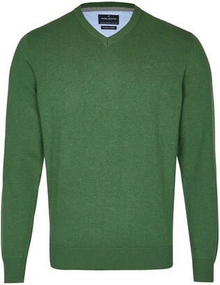 Daniel Hechter Men's Vneck Pullover Sweater
