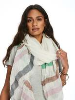 Scotch & Soda Striped Summer Scarf