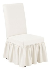 Sure Fit Essential Twill 1 Piece Slipcover