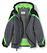Lands' End Little Boys Stormer Jacket-Brilliant Cobalt