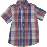 E-Land Kids Plaid Shirt (Toddler/Kids) - Sugar Coral-8