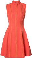 Josie Natori flared dress - women - Cotton/Nylon/Spandex/Elastane - 10