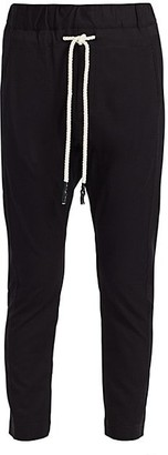 Bassike Relaxed-Fit Joggers