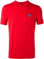 Fendi logo T-shirt - men - Bamboo/Viscose - 46