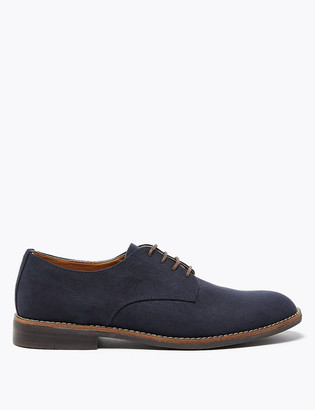 Marks and Spencer Wide Fit Derby Shoes