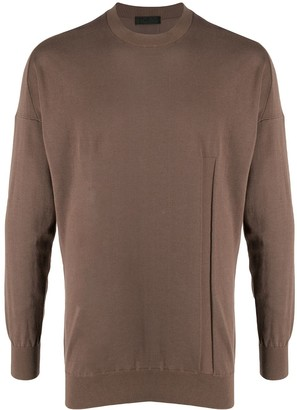Devoa NTS-TCC crew neck sweater