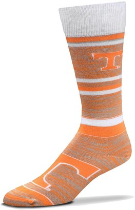 Game Time Unbranded Women's For Bare Feet Tennessee Volunteers Crew Socks