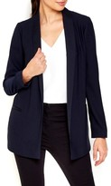Wallis Women's Satin Shawl Collar Crepe Jacket