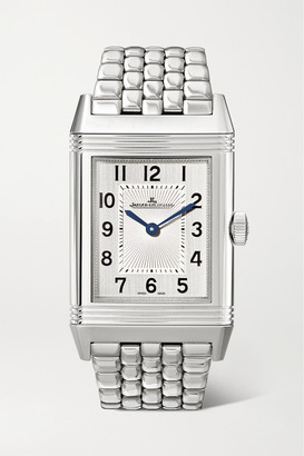 Jaeger-LeCoultre Jaeger Lecoultre Reverso Classic Thin 24.4mm Medium Stainless Steel Watch - Silver