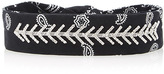 Fallon Monarch Bandana Choker