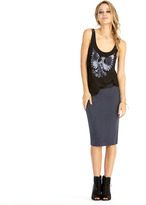 Rachel Roy Easy Pencil Skirt
