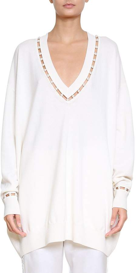 Givenchy Cashmere Blend Sweater