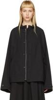 Lemaire Black Raglan Jacket